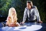 Rose McGowan y Kurt Russell en Death Proof