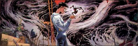 Los libros de la magia de Neil Gaiman