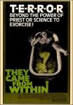 Poster de la película Vinieron de dentro de...