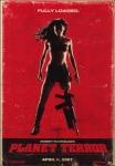Poster de Rose McGowan en Planet Terror
