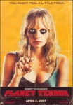 Poster de Marley Shelton en Planet Terror