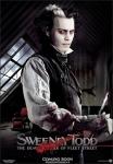 Poster de la película Sweeney Todd