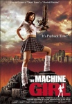 DVD de la película The Machine Girl