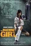 Cartel de la película The Machine Girl