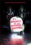 Poster de la película El regreso de los muertos vivientes
