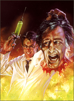 Jeffrey Crombs en Re Animator