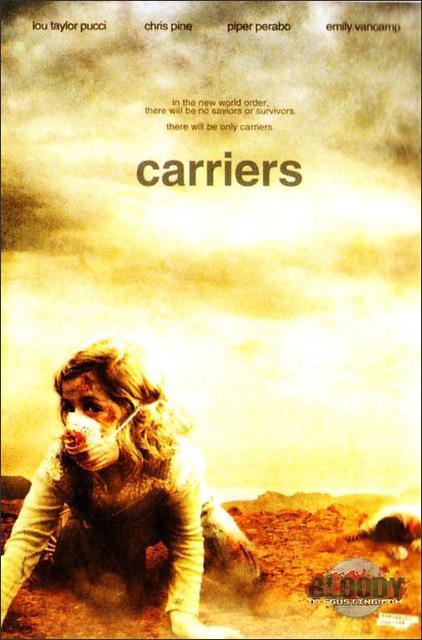 Poster de Carriers