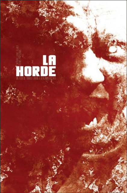 Poster de La Horda