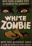 Poster de la película White Zombie