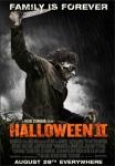 Poster de la película Halloween 2 de Rob Zombie