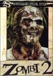 Cartel de Nueva york bajo el terror de los zombies