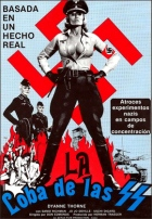 DVD de la película Ilsa, la loba de las SS