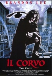 Cartel de la película El Cuervo