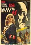 Poster de la película Ilsa, la loba de las SS