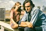 James Taylor y Laurie Bird en Two-Lane Blacktop