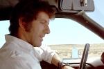 Barry Newman es Kowalski en Vanishing Point