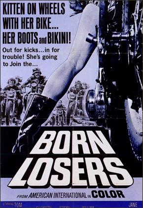 DVD de la película Nacidos para perder 1967