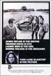 Poster de la película Carretera asfaltada en dos direcciones