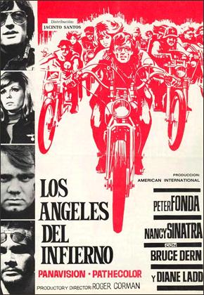 DVD de la película Los Angeles del infierno 1966