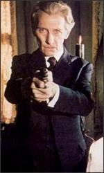 Peter Cushing en Refugio Macabro