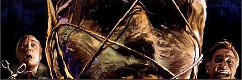 Refugio macabro cartel de la película