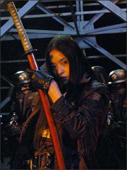 Eihi Shiina en Tokyo Gore Police