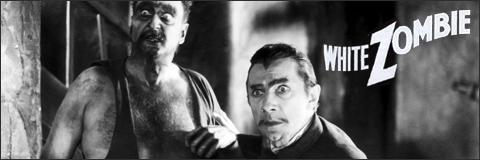 Bela Lugosi en White Zombie, 1932