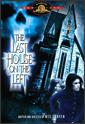 Carátula DVD de La última casa a la izquierda de 1972