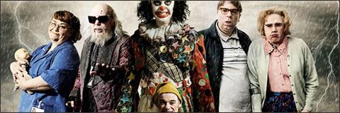Argumento, fotos y poster de la serie Psychoville