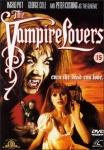 Caratula DVD de Las amantes del vampiro