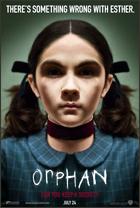Cartel de la película La Huérfana