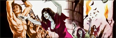 Crítica y fotos de Las amantes del vampiro, 1970