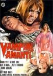 Poster de Las amantes del vampiro