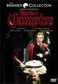 Carátula DVD de Lujuria para un vampiro