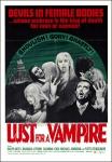 Poster de Lujuria para un vampiro
