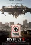 Poster de la película Distrito 9