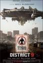 Carátula DVD de Distrito 9