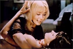 Yutte Stensgaard en Lujuria para un vampiro