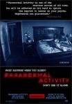 Poster de Actividad Paranormal